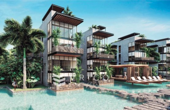 EXCEPTIONAL CONDOMINIUM BUILDING SURROUNDED BY AMENITIES AND JUNGLE